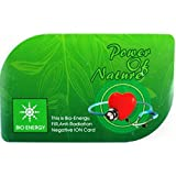 #3: Always Fit Bio Energy Card Nano Health Card Pad Magnetic Therapy