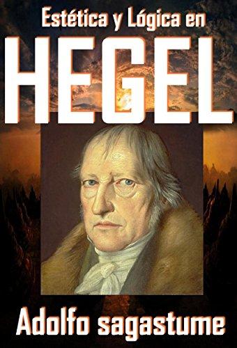 Portada del libro Estetica y Logica en Hegel