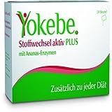 Yokebe Plus Stoffwechsel aktiv Beutel, 1er Pack (1 x 56 g)