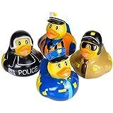 Assorted Police Law Enforcement Rubber D...