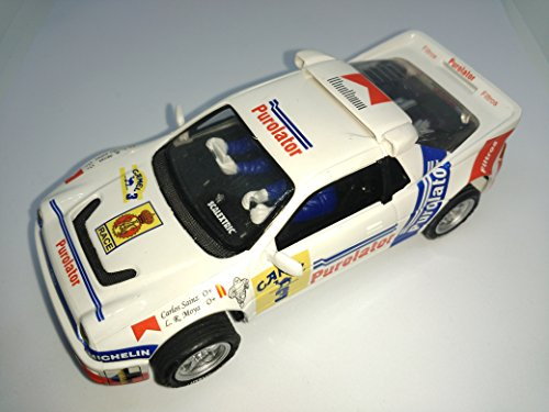 Scalextric ford rs200 altaya rallys miticos