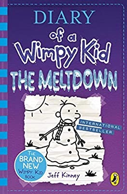 Diary of a Wimpy Kid: The Meltdown (book 13) (Diary of a Wimpy Kid 13) : everything £5 (or less!)
