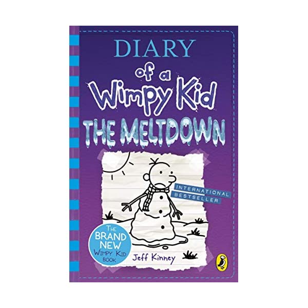Diary of a Wimpy Kid: The Meltdown (book 13) (Diary of a Wimpy Kid 13) 516x6RNYaCL