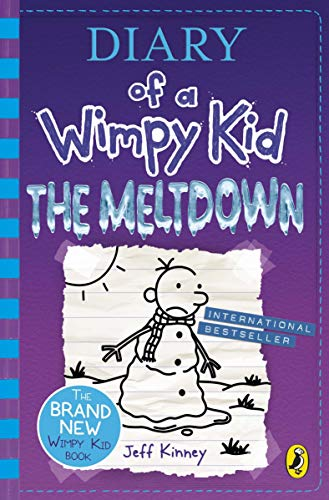 Diary of a Wimpy Kid: The Meltdown (book 13) par Jeff Kinney