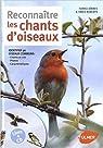 Reconnaître les chants d'oiseaux + CD par Jannes