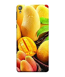 PrintVisa Designer Back Case Cover for Sony Xperia E5 Dual :: Sony Xperia E5 (Nature Tasty Dessert Sweet Diet Protein Nutrition Yummy)