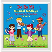 Vol.2-Do Re Mi Musical Medleys - Re Medley