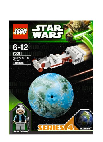 Preisvergleich Produktbild Lego Star Wars 75011 - Tantive IV & Alderaan