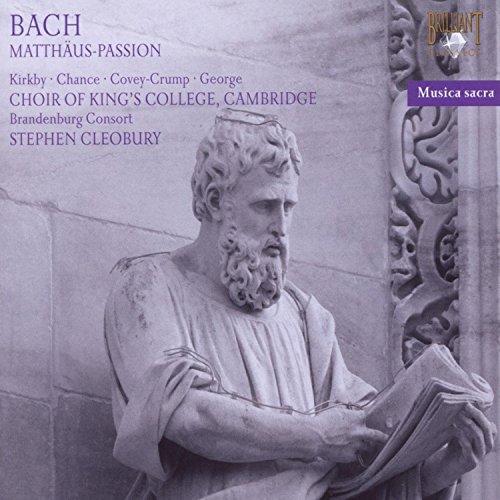 (Matthäus-Passion, BWV 244, Pt. 1: Recitative (Evangelist, Pet, Jesus): Petrus Aber Antwortete Und Sprach Zu Ihn)