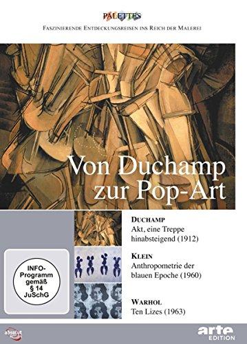 Von Duchamp zur Pop-Art - Duchamp/Klein/Warhol