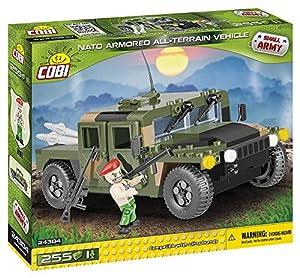COBI 24304construcción de Juguete, Color Verde