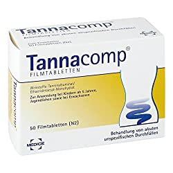 Tannacomp Tabletten, 50 St.