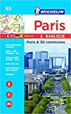 Plan Paris & Banlieue Michelin