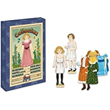 Cayro 525 - Antica Collezione Bambole di Cartone da Vestire Gioco Classico