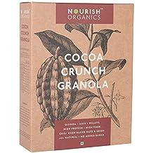 Nourish Organics Cocoa Crunch Granola, 300g