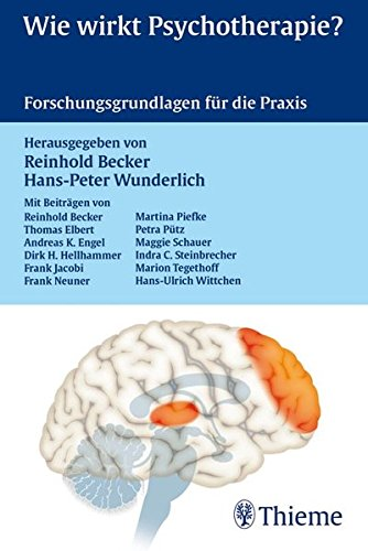 Cover »Wie wirkt Psychotherapie?«
