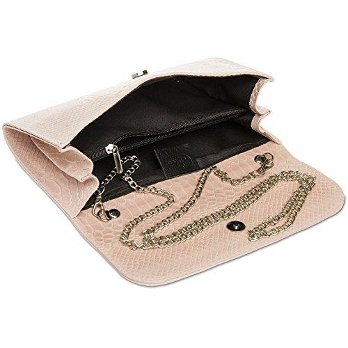 CASPAR Fashion, Poschette giorno donna Rosa