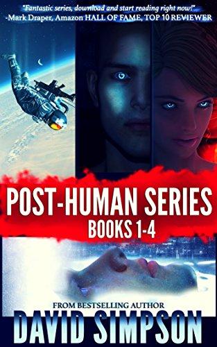 Post-Human Omnibus Edition (1-4) (Post-Human Series) (English Edition) (Fleet Post)