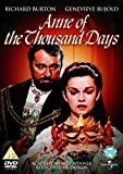 Anne of the Thousand Days [Reino Unido] [DVD]