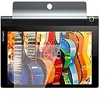 Lenovo Yoga Tablet 3 Pro (10 Zoll) Schutzfolie - 2x dipos Glass Panzerfolie 9H Folie Kunststoffglas