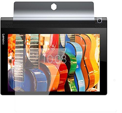 dipos I 2X Panzerfolie klar passend für Lenovo Yoga Tablet 3 Pro (10 Zoll) Schutzfolie 9H Bildschirmschutz-Folie