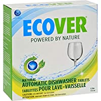 2Pack Ecover Automatic Dishwasher Tabs 176 Oz