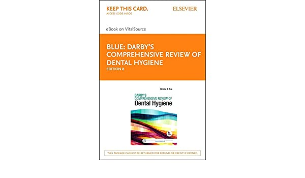 Darbys Comprehensive Review Of Dental Hygiene EBook Christine M Blue Amazonin Kindle Store