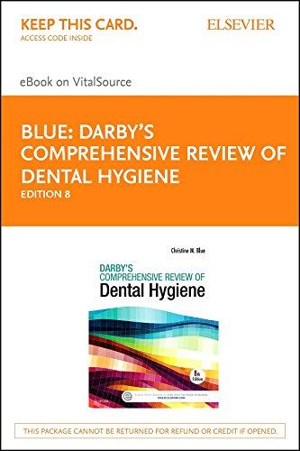 Darbys Comprehensive Review Of Dental Hygiene By Blue Christine M