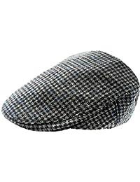 TOSKATOK Mens Tweed Flat Caps 278cfd3cbac3