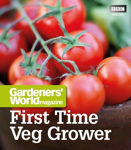 Gardeners' World: First Time Veg Grower by Martyn Cox (18-Mar-2010) Paperback