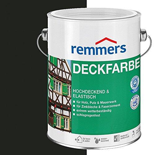 Remmers Deckfarbe Farbton Anthrazitgrau 5 L 3624