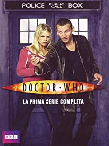 Doctor Who Stagione 01