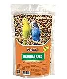 #1: Natural Seed Budgerigar Mix 400g