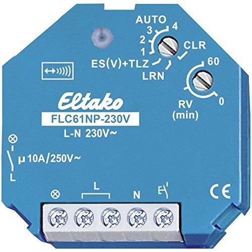 Eltako Funkaktor Licht-Controller 230V, 1 Stück, FLC61NP-230V