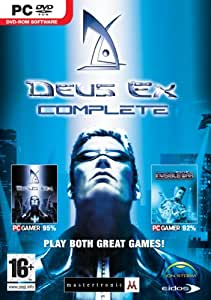Deus Ex - Complete Edition (PC DVD)
