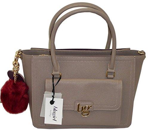 Borsa BAULETTO con tracolla due manici BLUGIRL BG 813001 women bag TAUPE
