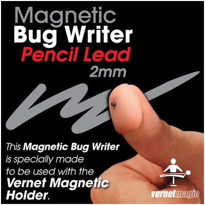 Magnetic BUG Writer (Pencil Lead) by Vernet  Trick Picture
