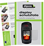 dipos I 6X Schutzfolie matt passend für Seek Thermal RevealPro Wärmebildkamera Folie Displayschutzfolie