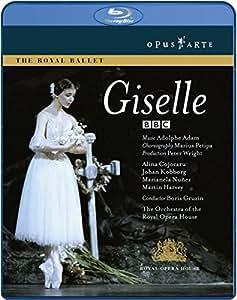 Adam: Giselle [Blu-Ray] [2010] [Region Free]