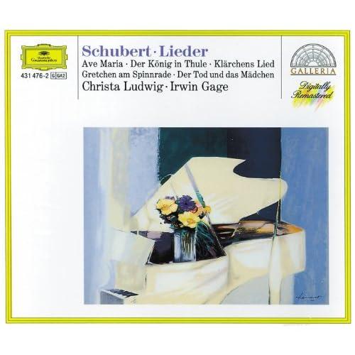 Schubert: Der König in Thule, D. 367