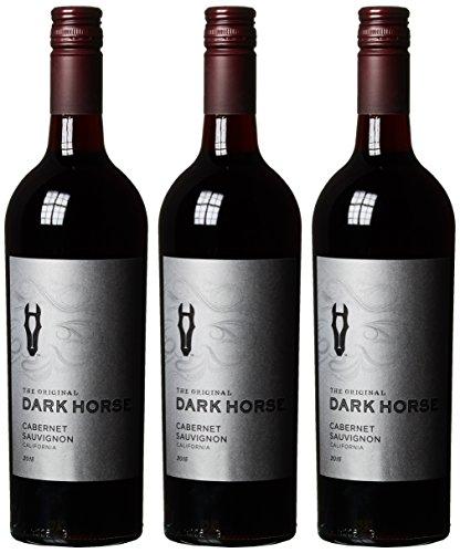 Darkhorse Cabernet Sauvignon Ernest und Julio Gallo 2015 Trocken (3 x 0.75 l)