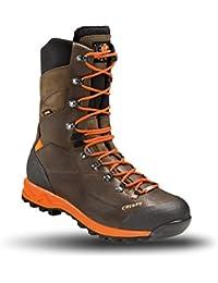 Crispi Zapatos Botas Botas Titan marrón naranja GTX 42