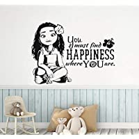 Suwhao Wall Decal Movie Character Wall Stickers for Kids Rooms Children