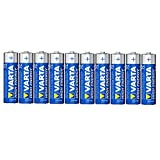 Varta High Energy AA Mignon LR06 Batterie (10er Pack) Alkaline Batterie