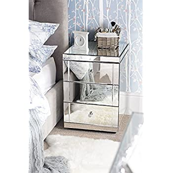 MyFurniture Mirrored Bedroom Furniture Package Dressing Table 2