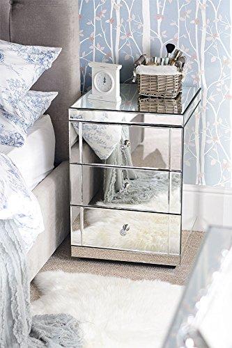 my-furniture-verspiegelter-nachttisch-mit-3-schubladen-lucia-chelsea-reihe