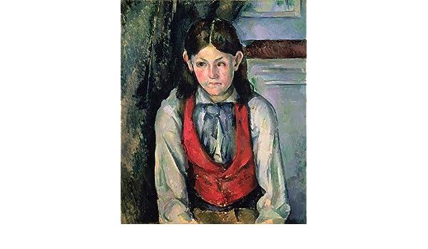 Gilet Boy Rougegarcon RougeC En Au Cezanne Paul Veste ynOvmNw80P
