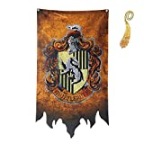 Harry Potter Banner - Gryffindor Slytherin Hufflepuff Ravenclaw House...