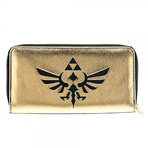 The Legend Of Zelda Ziparound Wallet