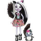 Enchantimals - DYC75 - Mini-poupée Sage Moufette